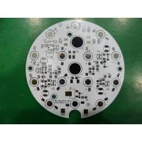 Wholesale E26 B22 LED Bulb PCB Lighting Parts 1.0mm / 1.2mm / 1.5mm Double Side LED PCB from china suppliers
