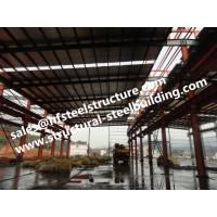 Wholesale Industrial Residential Commercial Steel Buildings ,  Prefabricated Steel Buildings from china suppliers