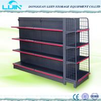 Quality Metal Retail / Supermarket Display Racks AS4084 Approval Corrosion Protection for sale