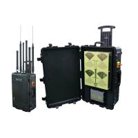 Buy cheap Man Pack Drone Frequency Jammer / Drone Jamming Device For Privacy Protection from wholesalers