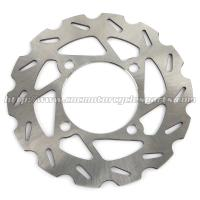 Wholesale Four Wheel Quad Bike Parts Front Disc Brake Rotor 190mm Outside Diameter from china suppliers