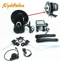 Wholesale Middle Postion Drive Motor Electric Bike Kit Torque Sensor 48v 350w from china suppliers