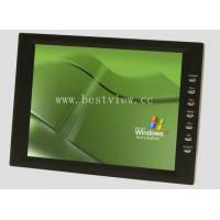Quality 10.4 Inch Four Wires Resistive Touch Screen Monitor for sale