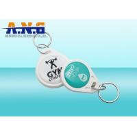 Wholesale Custom NFC RFID Key Fob 13.56mhz / Epoxy Smart Card For Access System from china suppliers