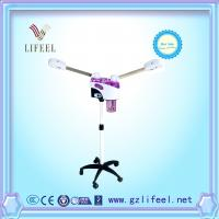 Wholesale Electric beauty salon double hot & cold facial steamer with 2 probes for sale from china suppliers