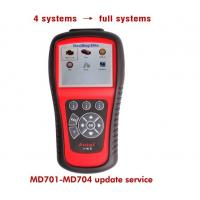 Wholesale Autel Code Reader Update Service MD701 / MD702 / MD703 / MD704 For Full Systems from china suppliers