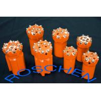 Wholesale GT 60 Retract Ballistic Button Bits T45 89 mm For Top Hammer Drilling from china suppliers