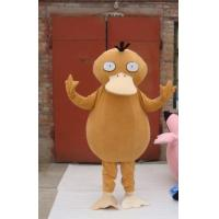 Wholesale plush disney duck cartoon costumes for adults of handmade from china suppliers