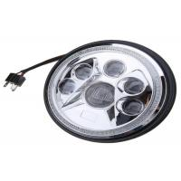 "Wholesale Halo Ring 7"" Dual Sealed Beam LED headlights H4 Connector 4 pieces OSRAM from china suppliers"