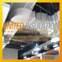 Buy cheap Duct insulation glass wool from wholesalers