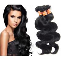 Wholesale No Chemical Process Peruvian Human Hair Bulk #1b Weave peruvian virgin hair body wave from china suppliers