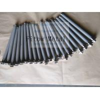 Stainless Steel Carbonation Stone 0.5 or 2 Micron Sintered stainless steel beer carbonation stone