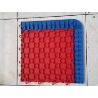 Quality Sizzle PP Garage Floor Tile/Quick Diamond for sale
