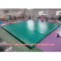 Wholesale 0.55mm PVC Inflatable Air Track Gymnastic With Custom Made Fitness Eco Air Track from china suppliers