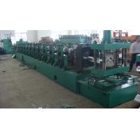 Buy cheap Galvanized Steel Sheet 2 Wave Highway Guardrail Forming Machine / Curving Machine from wholesalers