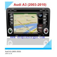 Quality Android car radio for Audi A3/Car dvd for audi TT with gps Applied for:Audi A3 (2003-2010) for sale