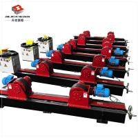 Wholesale 22000lbs Conventional Welding Rotator ,10 Ton Lead Screw Pipe Stands Welding Rollers from china suppliers