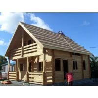 Wholesale Tropical Moisture Ventilation Overwater Bungalow / Wooden Houses from china suppliers