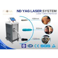 Wholesale High Speed Q Switched ND YAG Laser  Tattoo Removal Machine 800W 45 * 40 * 57cm from china suppliers