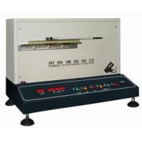 Wholesale Fabric Stiffness Electronic Automatic Testing Equipment For Flexible Material from china suppliers