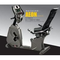 Wholesale 2000mA Fan Cardio Fitness Equipment , Commercial Horizontal Exercise Bike from china suppliers