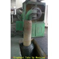 Wholesale Fully Automatic Steel Wire Take Up Machine With Inverter Motor 45KW from china suppliers