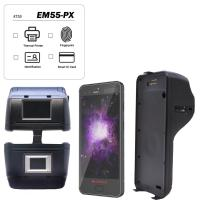 Wholesale Handheld Wireless Android PDA Thermal Printer GPRS GPS Wifi Bluetooth Free SDK from china suppliers