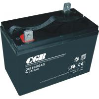 Wholesale Maintenance Free Gel Cell Marine Battery 6V 200Ah Recycling Lead Acid Batteries from china suppliers