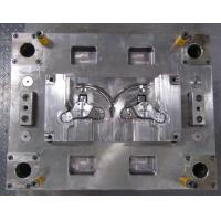 Quality Cold Runner Precision Plastic Injection Molding Machines PA66 Plastic Bracket for sale
