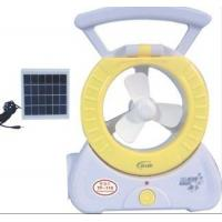 Wholesale Household-cooling Mini portable solar fan from china suppliers
