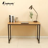 Wholesale PC Laptop Study Desktop Computer Desk , Fashionable Durable Clear Simple Computer Table from china suppliers