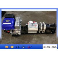 Quality YAMAHA Gas Engine Powered Winch / Cable Pulling Winch 5T Load Capacity for sale