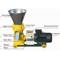 Wholesale KL120 small corn grass animal feed poultry feed pellet mills making machine from china suppliers