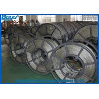 Wholesale 11mm Load 80kN Anti - Twist Galvanised Steel Wire Rope High Strength Long Life from china suppliers