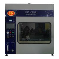 Wholesale Automated Needle Flame IEC Test Equipment IEC60695-11-5 Flammability Tester from china suppliers