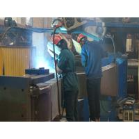 Wholesale ASTM Evcavator Boom Welding Metal Fabrication , On Shore Machinery Parts from china suppliers