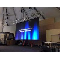 Quality Die Cast Alumium P4.81 Indoor Stage Led Screens Rental & Events Seamless Led Video Wall Light Weight for sale