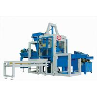 Wholesale Auto Cement Block Making Machine , Table Vibration Concrete Brick Maker Machine from china suppliers