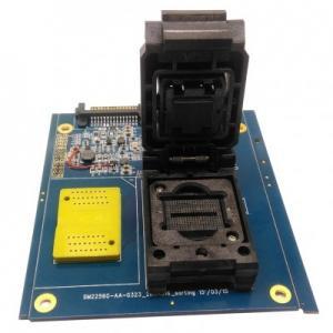 Wholesale wl programmer BGA316 SSD test socket adapter BGA316 TSOP48 programming adapter from china suppliers