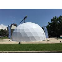 Wholesale Prefabricated Movable Wedding Party Tent Commercial Dome Tents from china suppliers