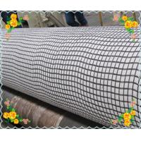 Wholesale composite FiberGlass Geogrid 100-100kn/m from china suppliers