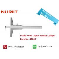 Wholesale Leads Hook Depth Vernier Caliper Measuring Tool for Industrial Use from china suppliers