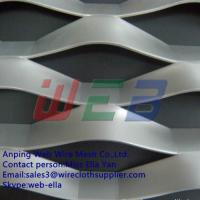 Quality Expanded metal grating for construction (Anping Manufacturer) for sale