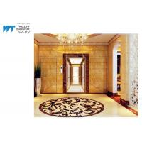 China Luxury Villa Residential Lifts And Elevators 2.2M Height Landing Door Capacity 320 / 400Kg on sale