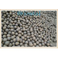 Wholesale Dia 60MM Iron Grinding Balls for power station with lower wear rate from china suppliers