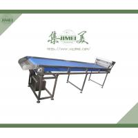 Hot selling belt type dates etc fruit and vegetable  selecting conveyor
