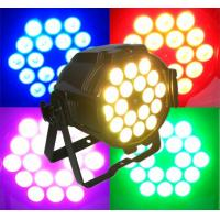 Wholesale Sound Activated Colorful Dj Moving Head Lights , DMX 512 LED Par Can Lighting from china suppliers