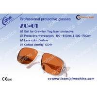 Wholesale Ipl + E - Light Laser Protective Eyewear for 2000nm Wavelength from china suppliers