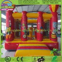 Wholesale Outdoor Castle Hot Sale Frozen Inflatable Bouncy Castle from china suppliers