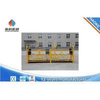 Wholesale 220v / 60Hz Single Phase Rope Suspended Platform ZLP500 ZLP630 ZLP800 ZLP1000 from china suppliers